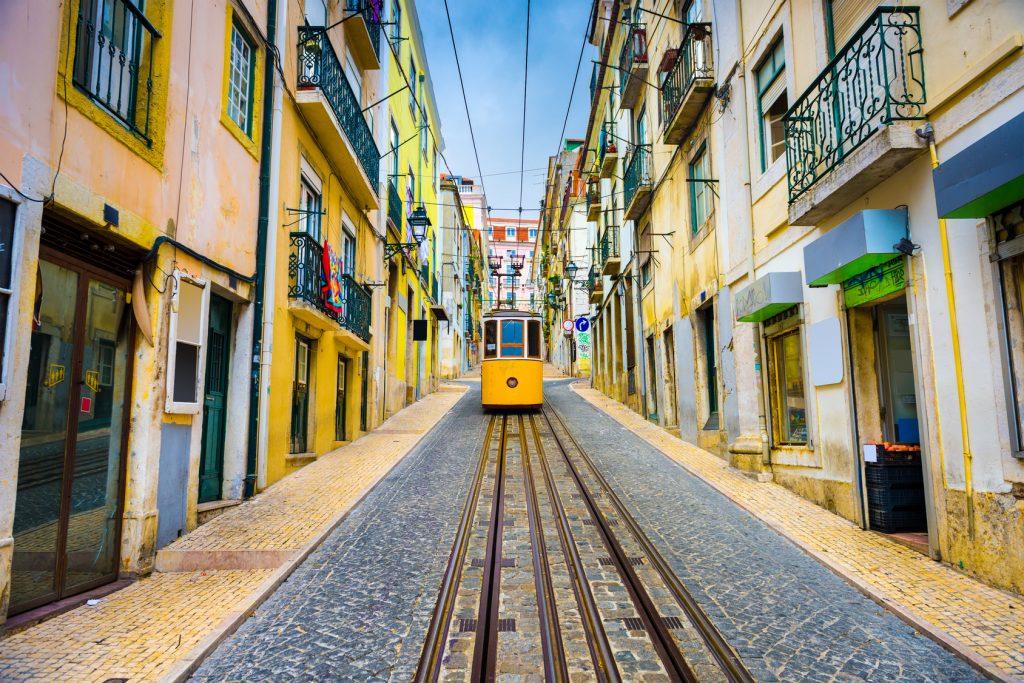 Lissabonner Altstadt © Fotolia