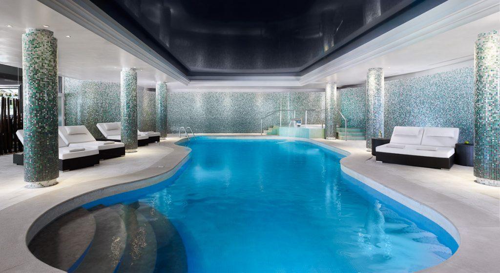 Indoor Pool des Penha Longa Resorts © www.penhalonga.com