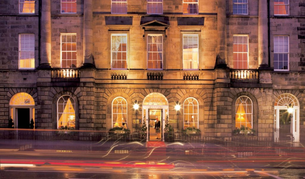© The Roxburghe Hotel Edinburg